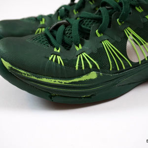 Nike Shoes - Nike Hyper Dunk Basketball Shoes Green Mens Sz 10